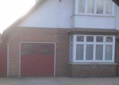 Single Storey Garage Extension – Denmark Road, Gloucester