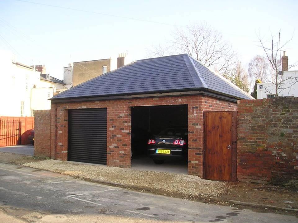 Double Garage Gloucester Road Cheltenham Grove