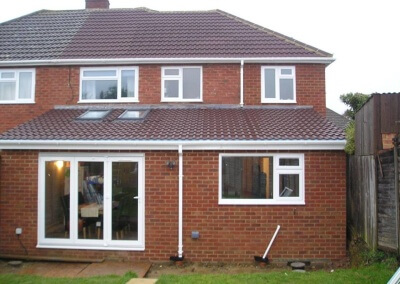Double Storey Side Extension & Single Storey Rear – Southview Way, Prestbury