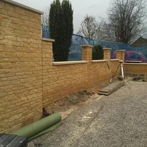 stone wall budgens winchcombe 2