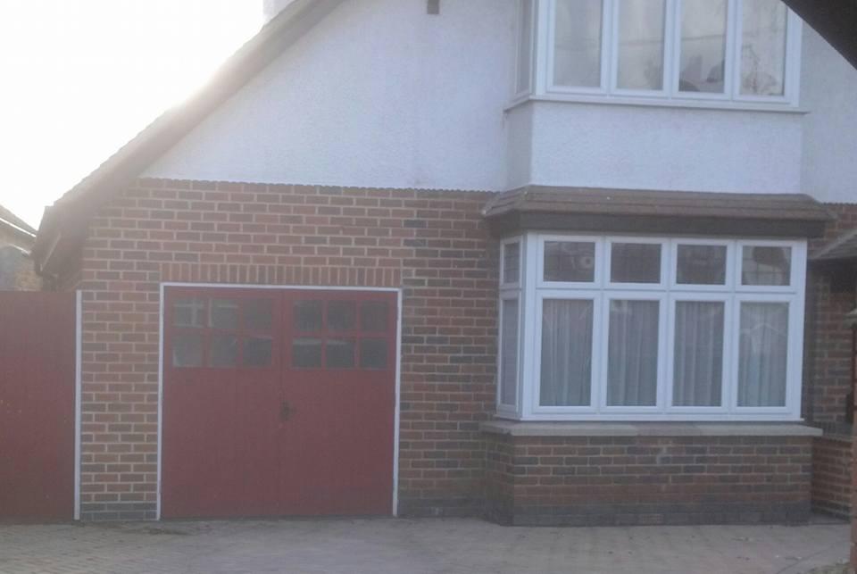 Single Storey Garage Extension – Denmark Road, Gloucester