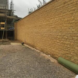 stone wall budgens winchcombe
