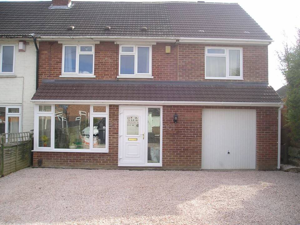 Double Storey Side Extension & Single Storey Front – Wells Road, Barnwood